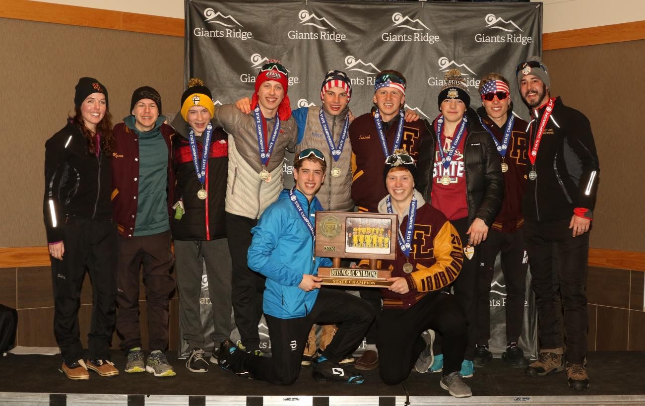 Forest Lake Championship Photo