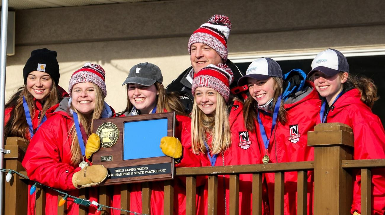 Lakeville North Championship Photo