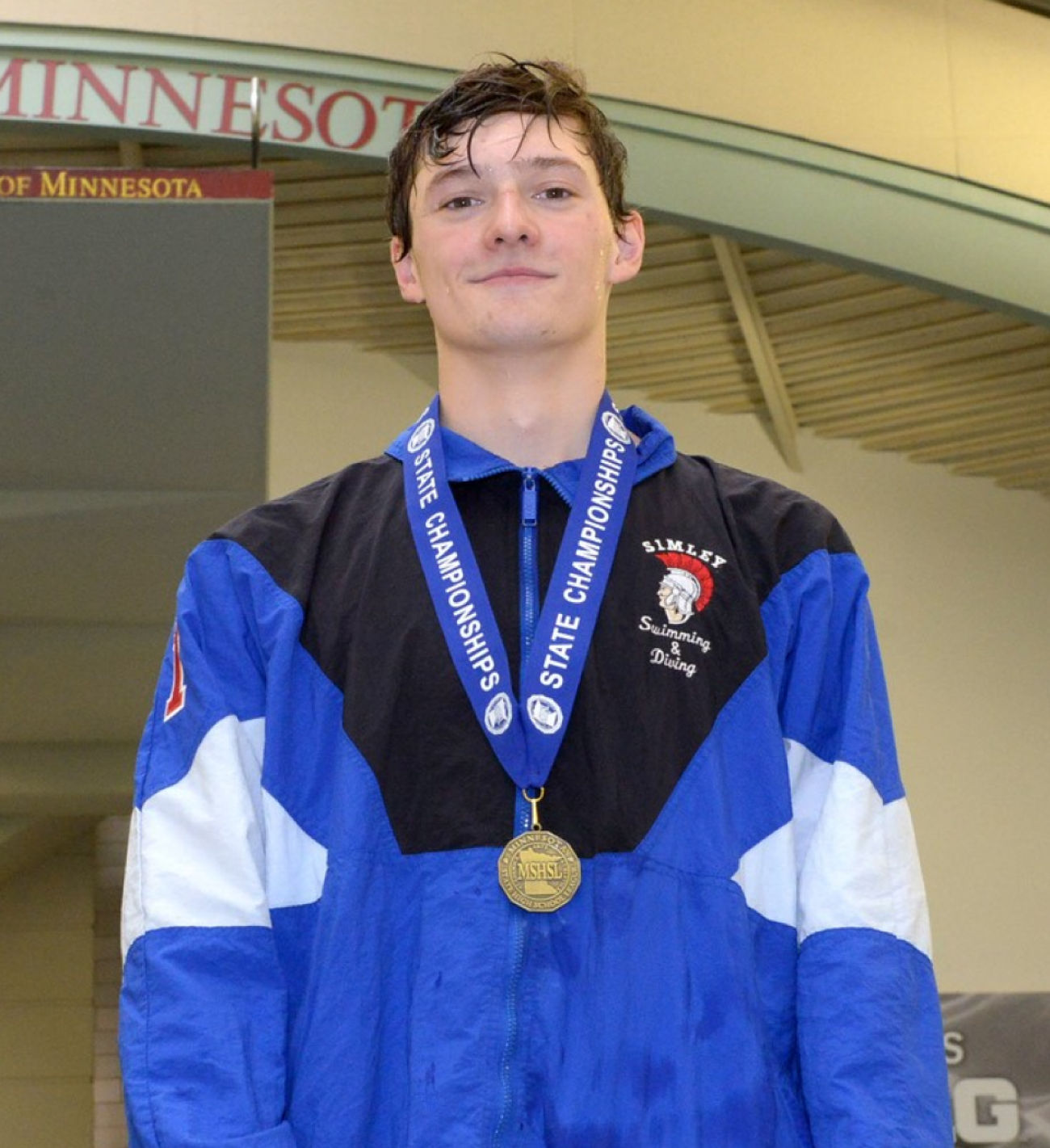 Nico Losinski Championship Photo