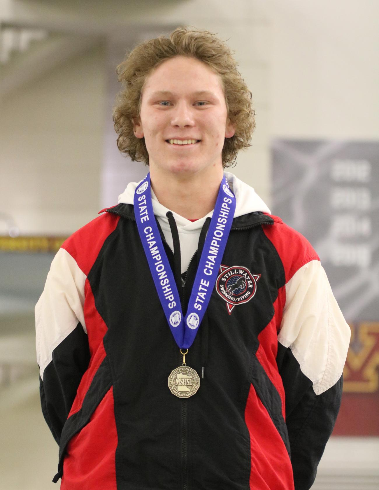 Josiah Fick Championship Photo