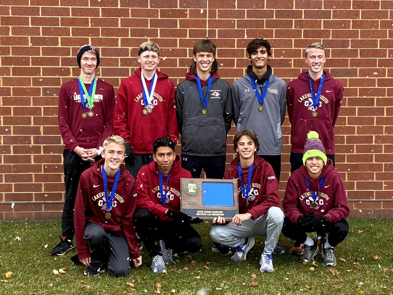 Lakeville South Champ Photo