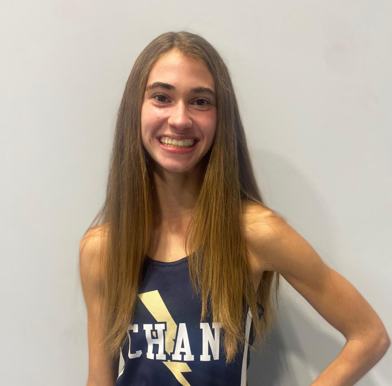 Isabella Roemer Champ Photo