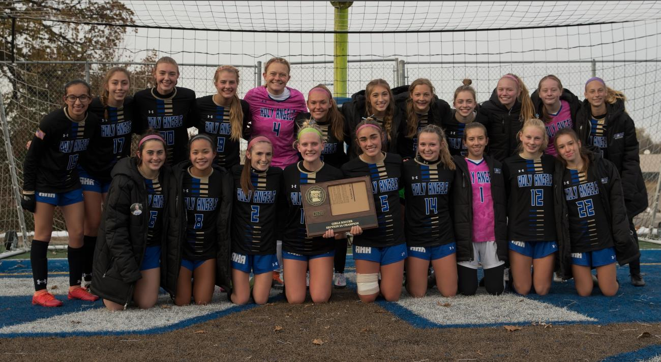 Academy of Holy Angels GSOCC Champ Photo