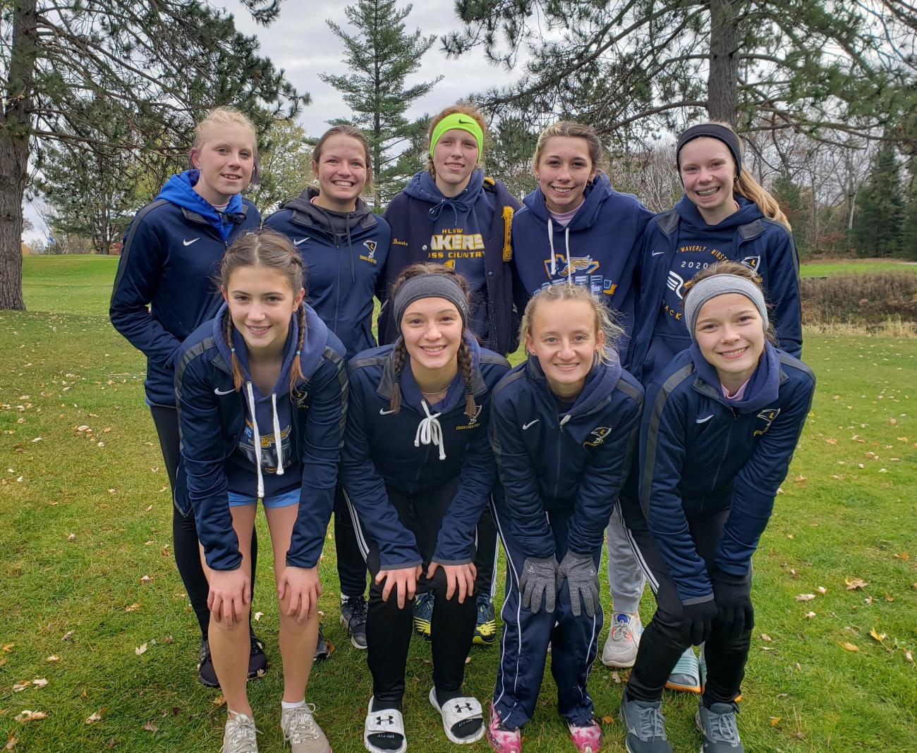 Howard Lake-Waverly-Winsted GCC Champ Photo
