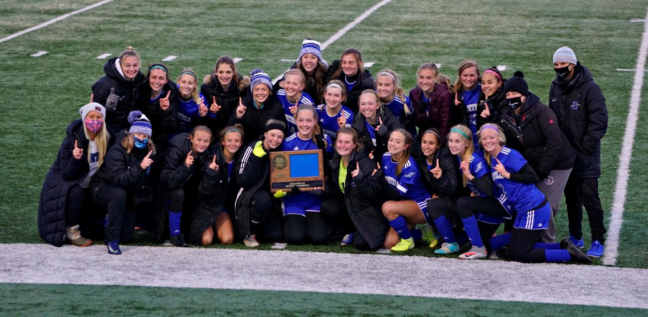 Sartell-St. Stephen GSOCC Champ Photo