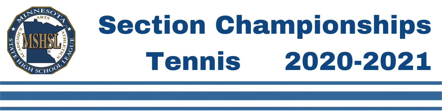 Section Tennis Graphic