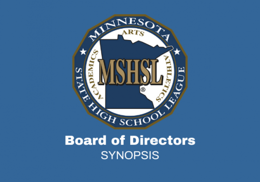 Board of Directors Meeting Synopsis, Feb. 4, 2021